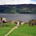 Urquhart Castle und die Unabhängigkeit Schottlands ?