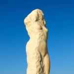 Die unvollendete nackte Frau von Naxos ?