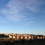 Die Mauern von Ávila und der Geist der heiligen Teresa von Jesus ?