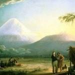 Humboldt und Bonpland am Fuß des Chimborazo ?